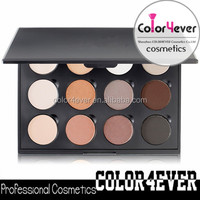 12 color facial cosmetics makeup products,private label cosmetics mineral makeup
