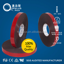 Strong adhesion factory supplier double sided foam tape for kitchen