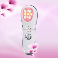 Ultrasonic RF Amp LED Therapy Beauty
