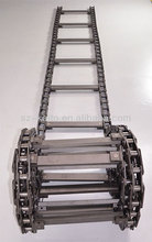ABG Volvo asphalt paver conveyor track chains with high quality abrasion resistant steel