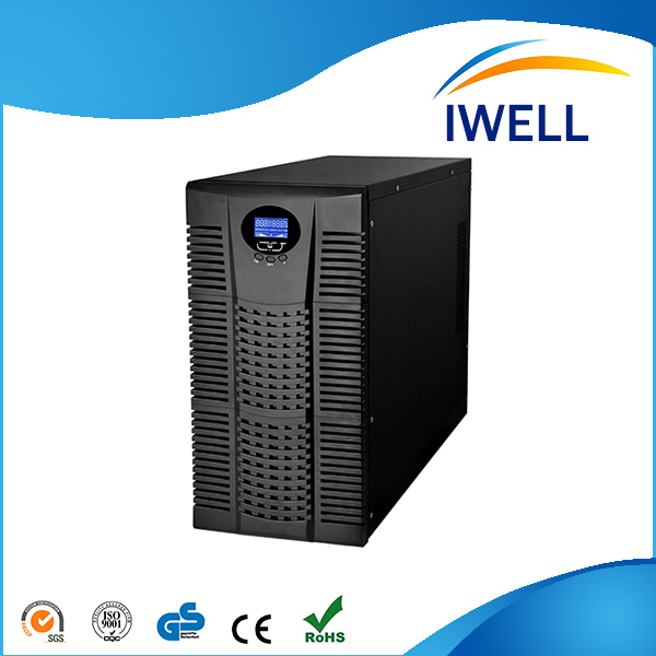 Ture Pure sine wave online high frequency 1phase solar ups for computer and bank