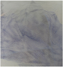 hot sales 50D 100% polyester square mesh fabric