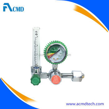 CGA540 Connector Medical Oxygen Regulator Without Humidifier