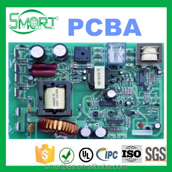 Smart Electronics~ custom-made circuit board, SMT/DIP OEM/ODM Power monitoring PCB/PCBA
