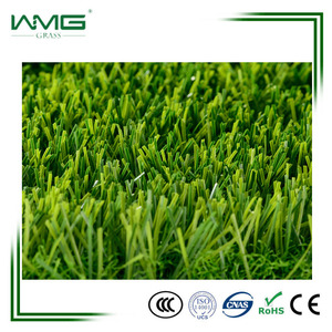 High Density 30mm Fitting Artificial Landscape Turf Grass Decoration