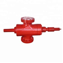API 6a Flanged Ends Resilient Seated Gate Valve with brass Nut