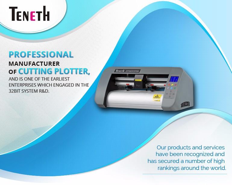 plotter machine sizes