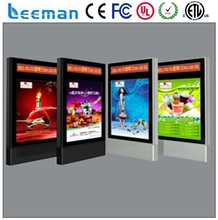 Outdoor solo color llevó cartelera a todo color p10 pantalla led exterior llevó deportes perímetro signos display panel