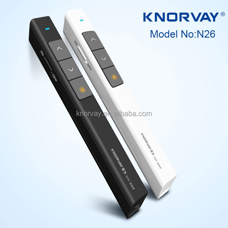 N26 laser wireless presenter laser pointers