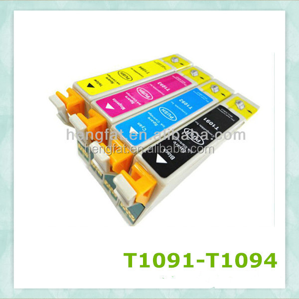 T1091 Ink cartridge , Ink cartridge for Epson T1091 , For Epson T1091 ink cartridge from 24 years factory with superior in China