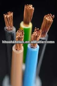 Electrical wire for building trades of African