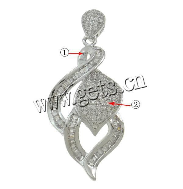 2015 antique brass charming leaf drop pendant metal finding drop leaf bead