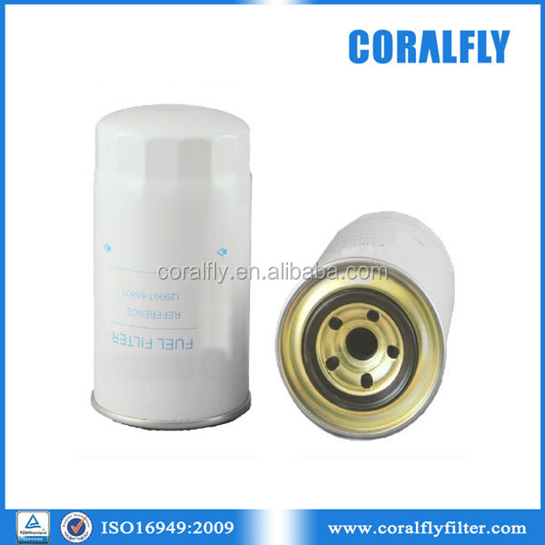 OEM auto heavy truck fuel filter 129907-55801