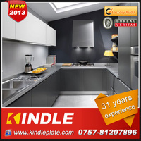 PVC kitchen cabinets Singapore with high quality