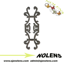 Wrought Iron Stair Railing Panels Wholesale / Fencing Fittings/Cast Iron Fence Panel