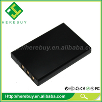 600mAh 3.7V Digital Camera Li-ion Battery NP-60 NP60 for Casio Exilim EX-Z9 EX-Z80 EX-Z20 EX-S12 EX-S10 S12 EX-FS10