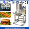 Top quality meat hamburger forming machine beef machine steak meat