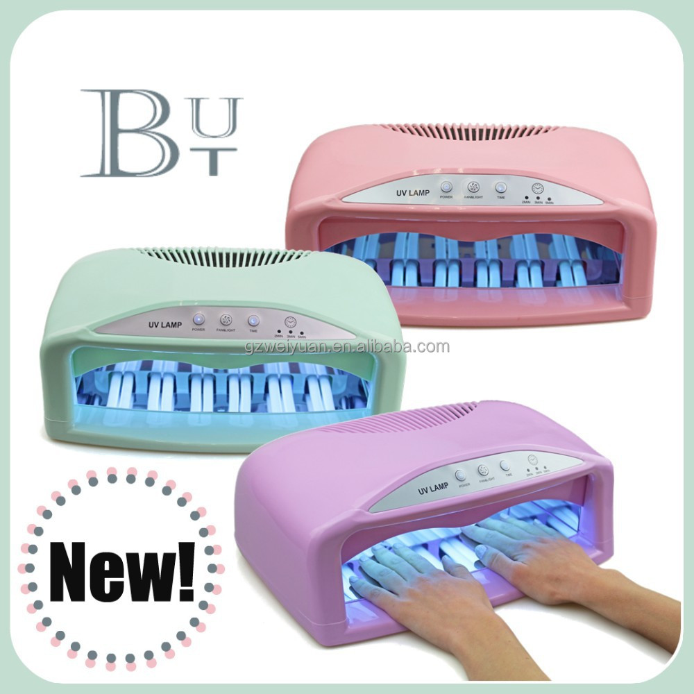 excellent quality popular 54W 100~240V uv lamp manicure price for sale