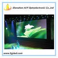 Indoor P4.81 Die Casting Aluminum Cabinet Rental / Stage LED Display Screen