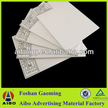 pvc composite trim molding foam board
