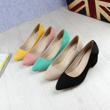 New stylish ladies office wear women 5 inch high heel pumps shoes