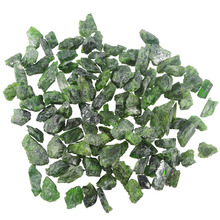 Natural Chrome Diopside Rough