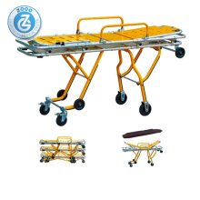 ZG-C5 aluminous alloy emergency transportation funeral stretcher