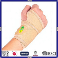 Adjustbale Velcro Cheap Medical Wrist Band/Wrist Support
