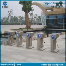 high quality turnstile Vertical Turnstile security tripod barrier gate