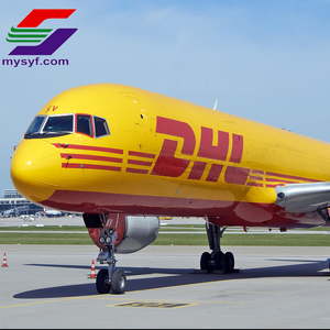 DHL international express delivery shipping rates China to Nigeria Malaysia Qatar