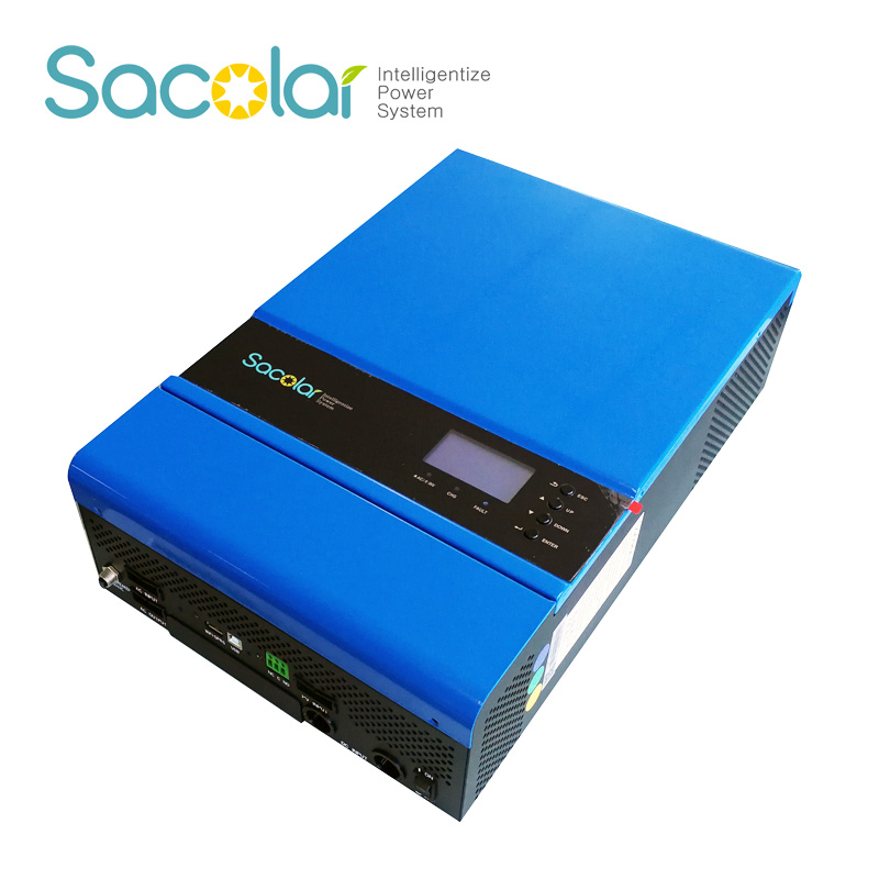 Sacolar 5000K Solar power Off Grid Converter