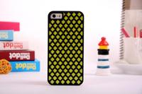 for iphone 5 iphone case 2-Piece Double Color Combo Mesh Net Skin PC cover