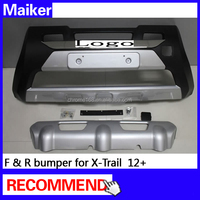 auto parts rear bumper & front bumper for Nissan X-Trail accessories 2012 body kits