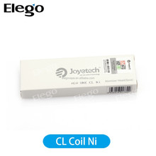 authentic Joyetech replacement Coils for Ego One Starter Kits Joyetech Ego One Coil Joye Ego One CL Atomizer Head free shipping