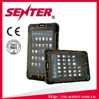 Rugged 3g fingerprint reader,barcode scannder rfid reader writer android tablet pc