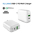 pd 30W wall charger,30w pd usb-c ,travel wall charger 48W