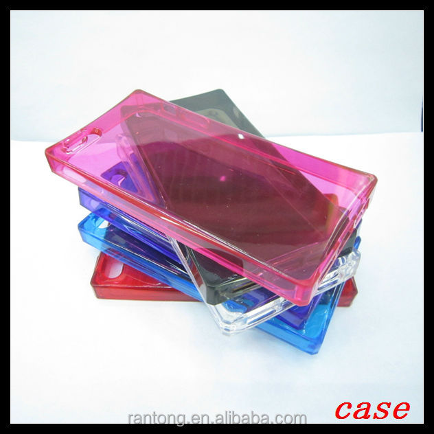 nontoxic TPU hot selling mobile phone cover for iphone 5/ 5s Crystal transparent clear hard Case