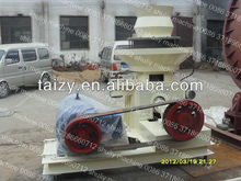 The latest sawdust briquette/pellet making machine with double geared and forced lubrication system 0086-18703616827