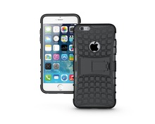 latest double layer mobile covers for iphone 6, for apple iphone 6s original rugged armor case smartphones