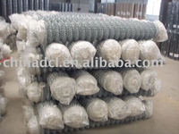 Alibaba china cheap galvanized chain link fence for sale