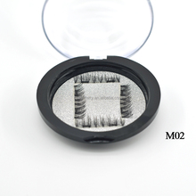 Packaging Designs magnetic Lashes strip false lashes