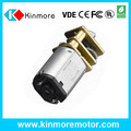 12mm Flat 4.5v dc gear motor for Electric Lock