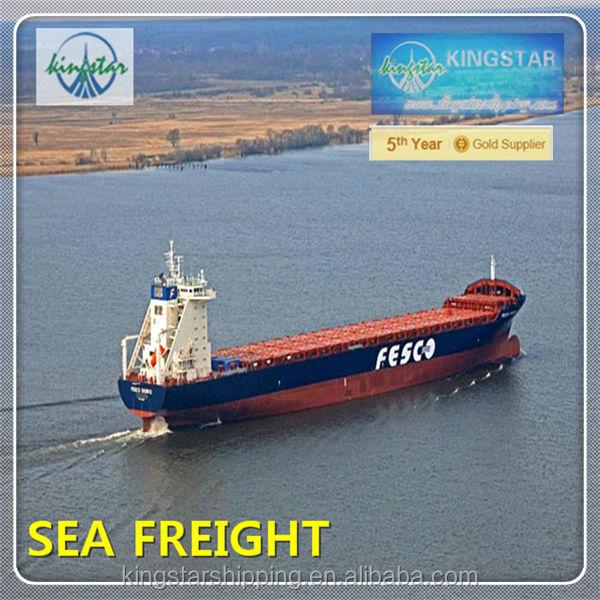 Sea freight to Portland USA