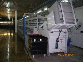 Muratec 21 C Bobbin-Tray Type Winder