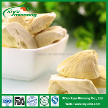 Organic freeze dried durian /vacuum freeze dried durian fruits for sale in bulk
