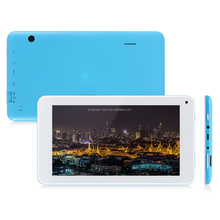 7 Inch 86V A33 Quad Core 1024*600 MID Phone CE Certified Tablet PC