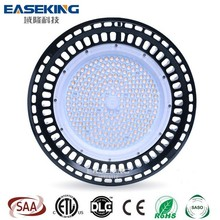 6000k 19000 Lumens 400 Mh Equivalent Waterproof Ufo Highbay Lighting 150w Led Luminaire