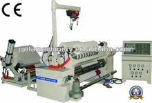 Automatic Cigarette Paper Slitting and Rewinding Machine