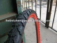 20/24/26*1.95 bicycle tyre_solid tyre_colored tyre