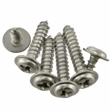 Phillips Countersunk Head Screw Washer Self Tapping Bolts